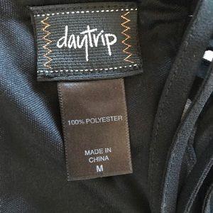 Tops - Pretty black dressy tank